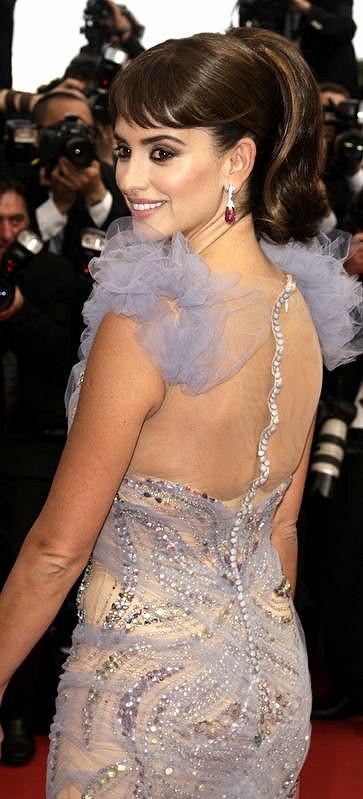 Penelope Cruz.