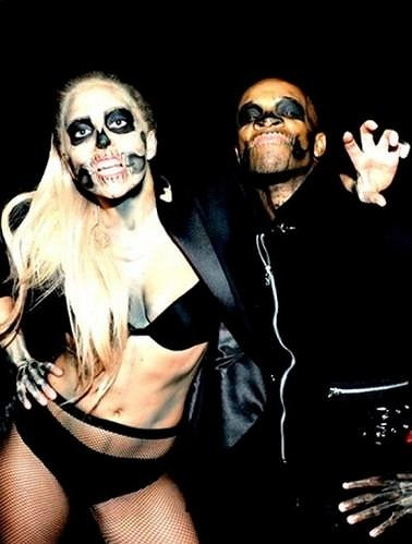 Halloween v podání Lady Gaga.