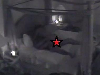 Hulk Hogan na videu v intimních okamžicích.