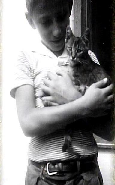 Čmaňa měl odmalička rád zvířata.