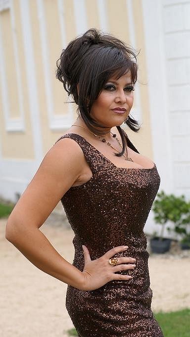 Ve filmu Muži v říji (2008) si zahrála samu sebe.