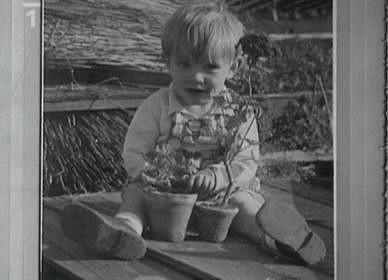 Hrzán byl rozkošný chlapeček.