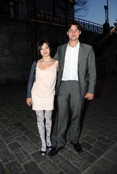 Kristýna přišla s Mílou Tichým, v seriálu hrají sourozence.