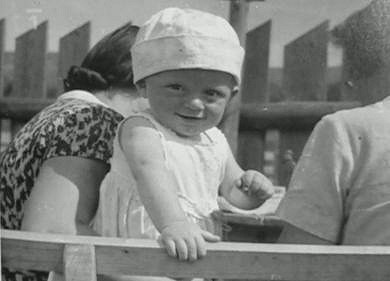 Bořivoje Navrátila a jeho bratra se po smrti rodičů ujala teta.