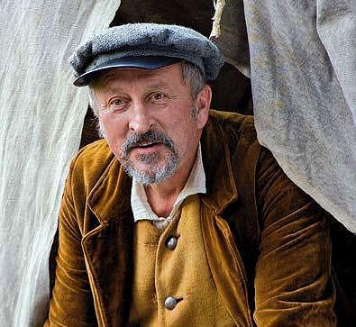 Herec Oldřich Navrátil bude tančit.