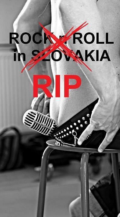 Reakce Maxe na bojkot mladých rockerů na Slovensku.