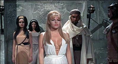 Olga Schoberová ve filmu Její pomsta (1968).