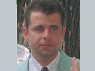 Skutečný zavražděný podnikatel František Mrázek.