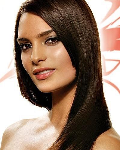 Na show značky Bogner vystupovala i Miss Slovensko 2007 Veronika Husárová.