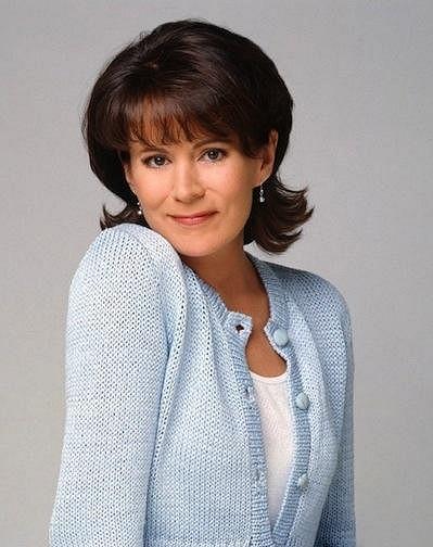 Patricia Richardson v době, kdy se proslavila v seriálu Kutil Tim.