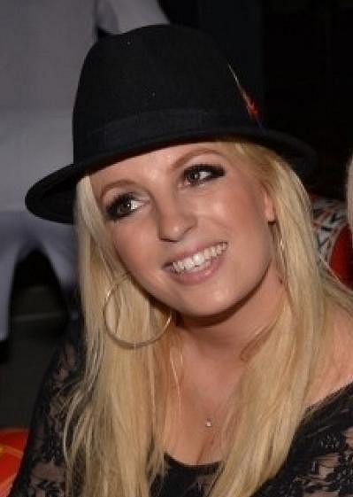 Tato Britka se velmi slušně živí jako dvojnice Britney Spears.