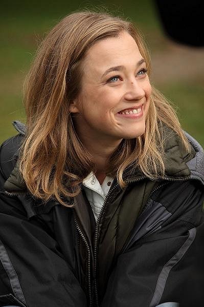Kristýna má překrásný úsměv.