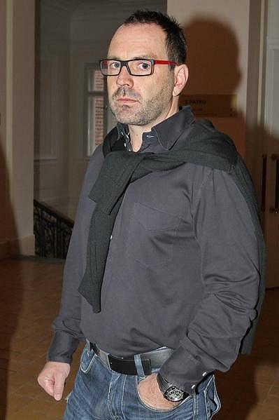 Michal Červín prý soudní líčení těžce psychicky snáší.