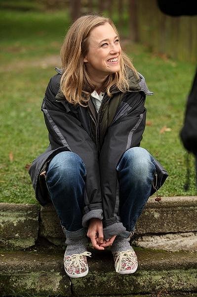 Kristýna Boková sestře cestičku k filmu nevyšlapala.