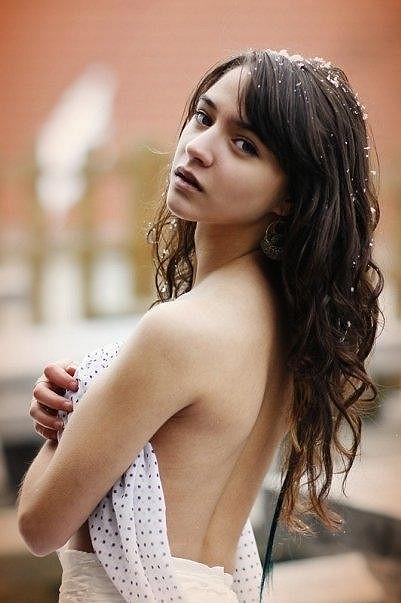 Eva Burešová by se jako modelka rozhodně chytila.