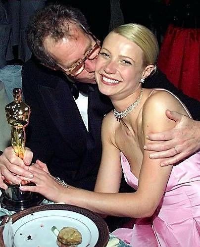 Bruce Paltrow byl na svou slavnou dceru pořádně hrdý.