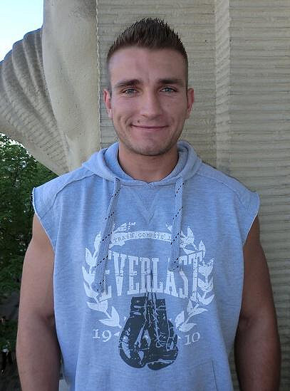 ČR: Martin Klušák. Policista, 27 let, Zastávka u Brna.