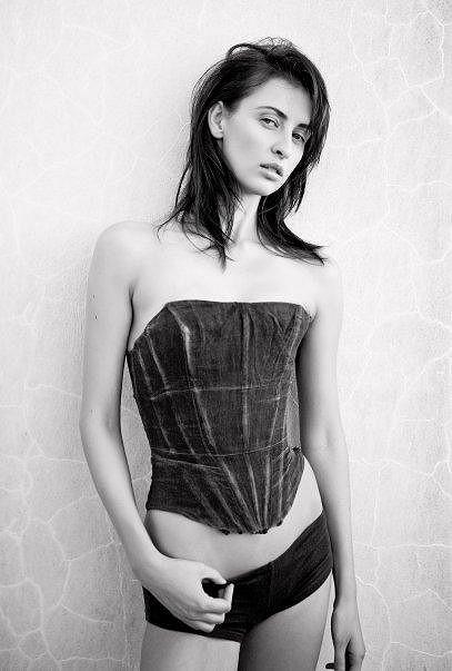 Lenka Šourková by z fleku mohla dělat modelku.