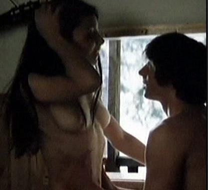 Zora Jandová a její milostná scéna s Ondřejem Pavelkou ve filmu Všechno nebo nic.