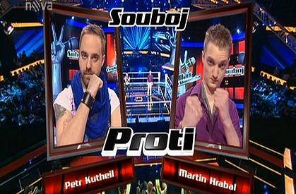 Souboj Martina Hrabala a Petra Kutheila jste mohli vidět minulou neděli.