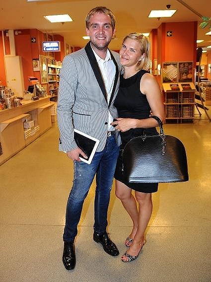 Libor Bouček s manželkou Janou už spolu nežijí.
