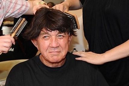 Jiří Krampol si ze sebe umí udělat legraci.