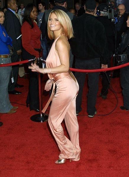 Jessica Simpson v době své největší slávy.
