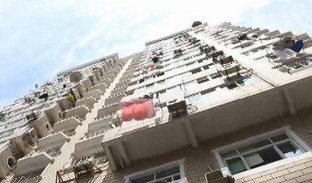 Byt ve vysoké budově v Šanghaji se stal modelce osudným.