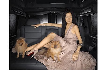 Vera Wang je stále ženou vamp.