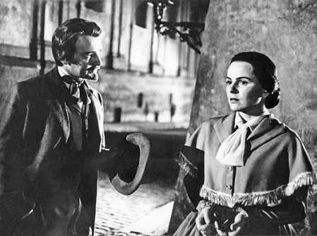 Boženu Němcovou si zahrála i Jiřina Švorcová. Ve filmu Horoucí srdce (1962) s Vladimírem Rážem.