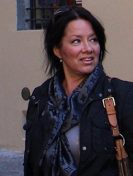 Sestra Dary Rolins Jana Hádlová.