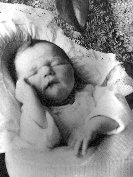 První fotografie Marty Kubišové.