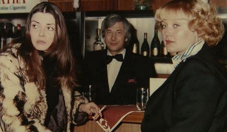 Se svou kamarádkou a kolegyní Miluškou Voborníkovou.