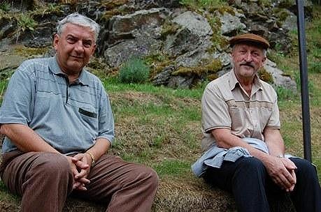 Oldřich Návrátil se objeví v seriálu Mazáci s Miroslavem Donutilem.