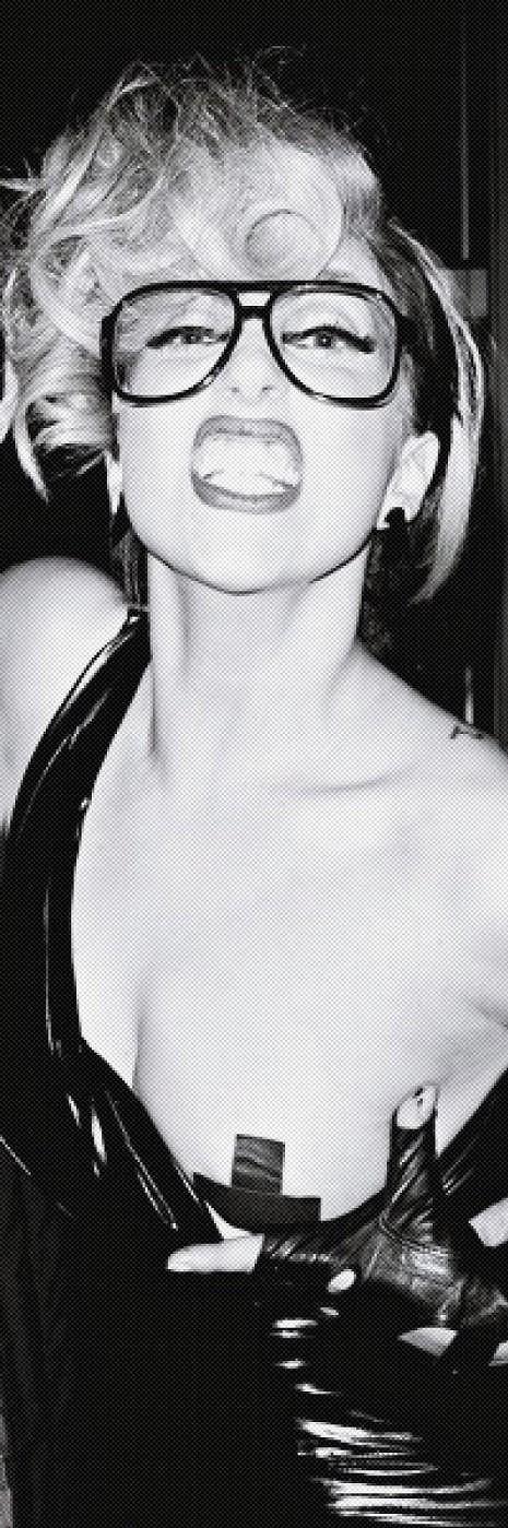 Odvázaná Gaga.