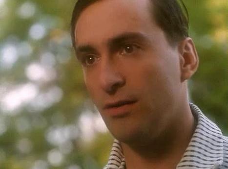 Patr Vacek v nezapomenutelné roli Milouše.