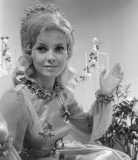 Jana Preissová byla v mládí neobyčejně krásná.