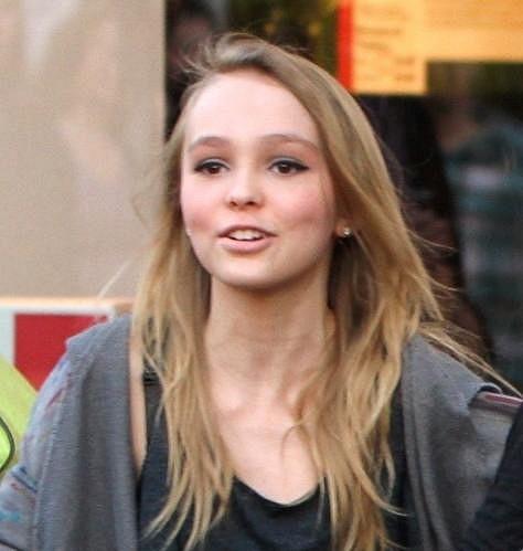 Dcera francouzské zpěvačky a amerického herce je velmi pohledná.