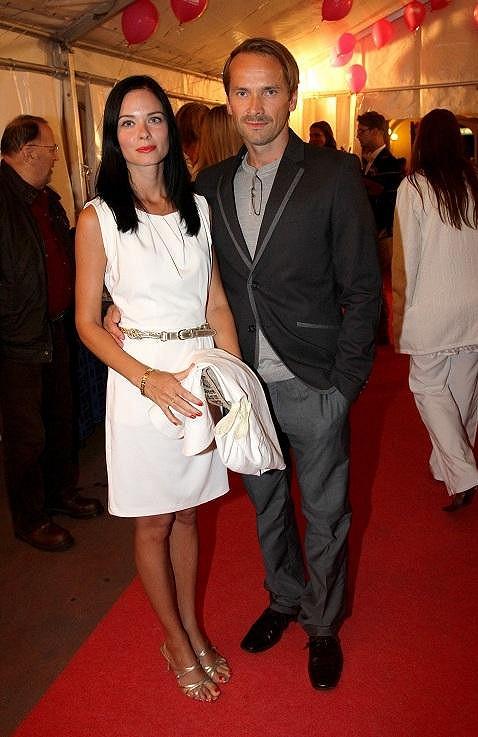 Jan Révai s partnerkou Zuzanou Šulajovou.