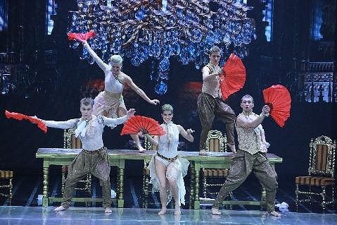 Do finále Talentu se dostala i taneční skupina Credance.