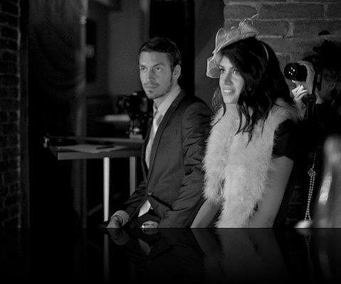 Martin Gardavský už natočil s přítelkyní Denise Bengosi poutavou reklamu.