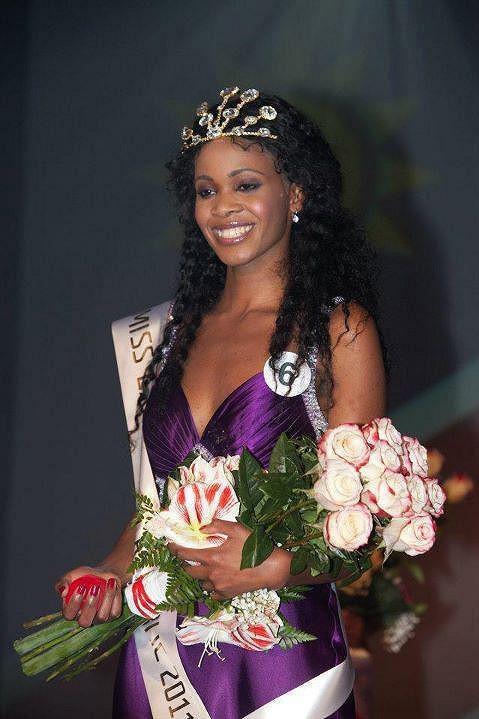 Loňská vítězka Miss Expat, Paulina Nakashole z Namibie.