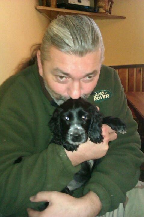 Danovi teď dělá společnost pouze psí slečna Kačka.