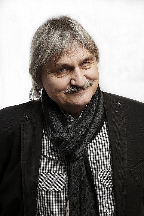 Pavel Soukup je výtečný herec a dabér, ale jinak velký nešika.
