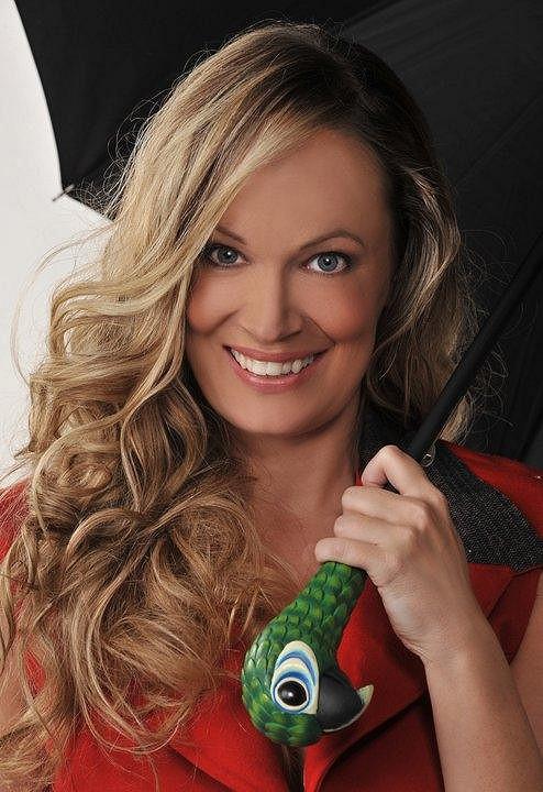 Alena Antalová je přírodní blondýnkou.