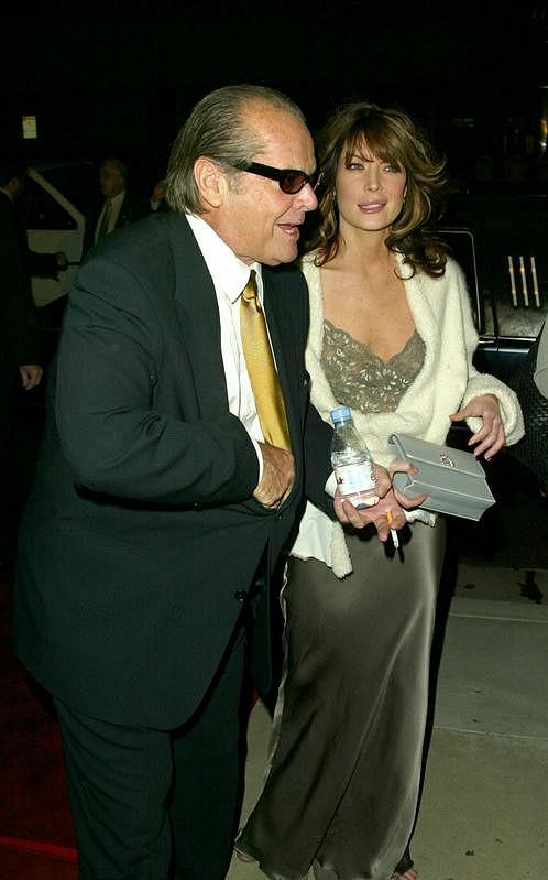 Jack Nicholson s Larou Flynn Boyle.