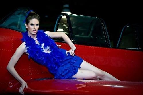 Cassandře se splnil sen, proráží v modelingu.
