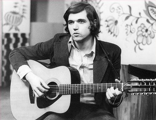Takhle vypadal Karel Zich v době, kdy startoval sólovou kariéru.