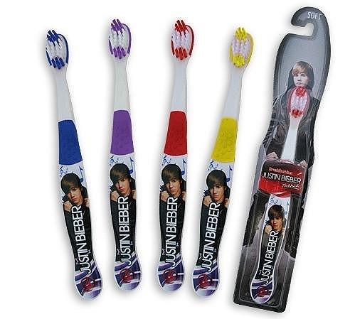 Speciální řada zubní hygieny od Justina Biebera.