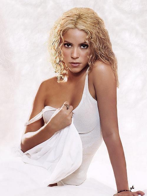 Shakira je jednou z nejoblíbenějších interpretek současnosti.